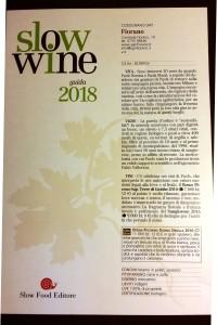 DOnna ORGILLA SLOW WINE 2018