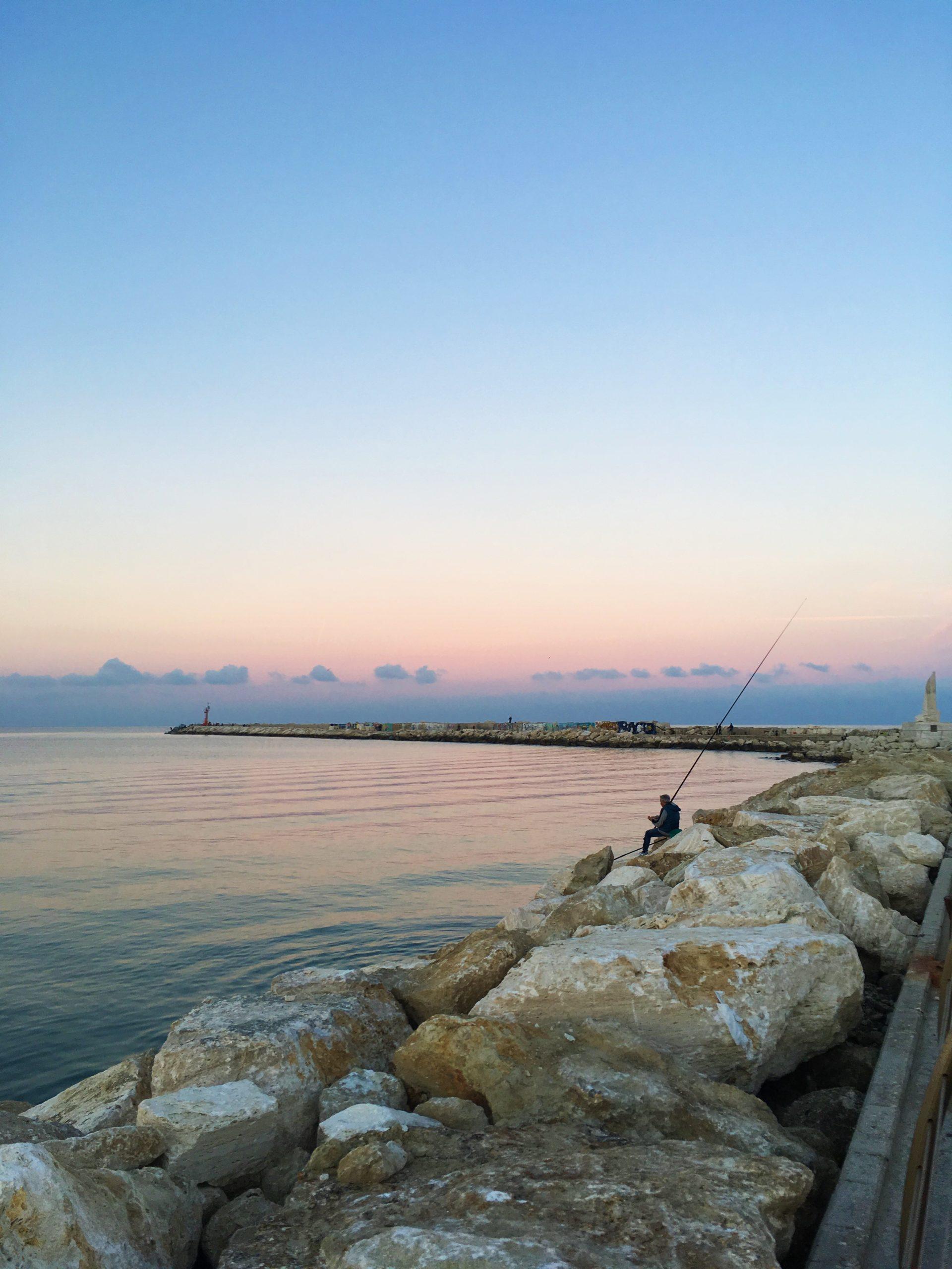 Molo- San Benedetto Del Tronto