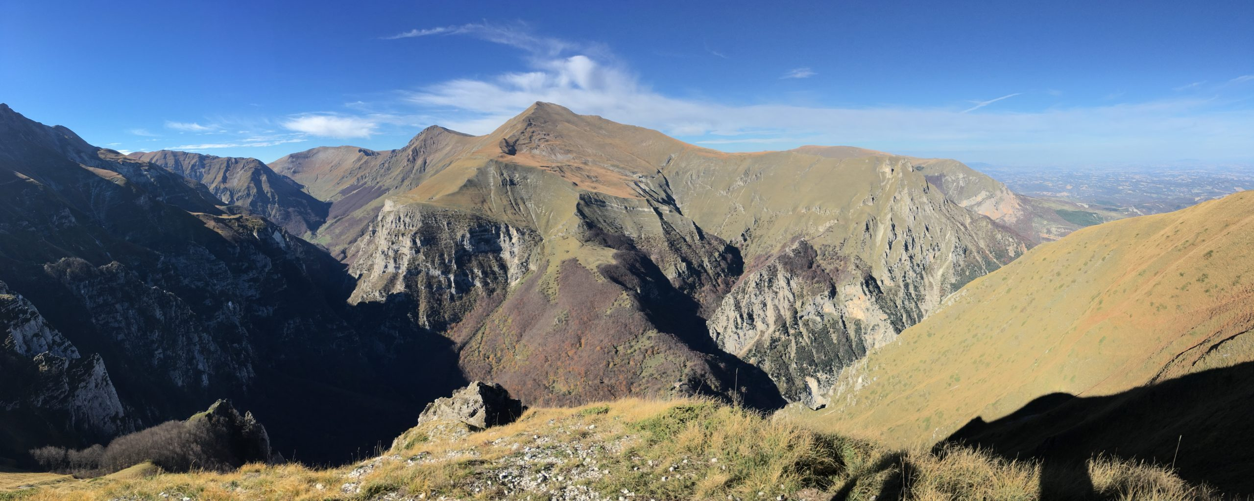 Sibillini Berge
